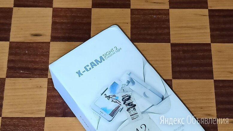 X-Cam Sight 2 электронный стедикам предназначен для работы со смартфонами по цене 2000₽ - Прочее оборудование, фото 0