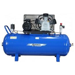 Воздушные компрессоры - Компрессор 580 л/мин, 380 В. Ремеза СБ4С-200.LB40, 0