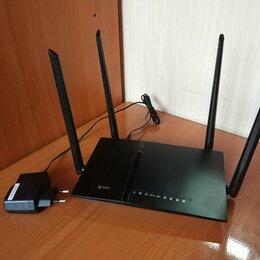 Оборудование Wi-Fi и Bluetooth - Двухдиапазонный (2.4/5 GHz) Роутер D-Link DIR-822, 0