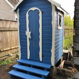Готовые строения - Дачный туалет на заказ, 0