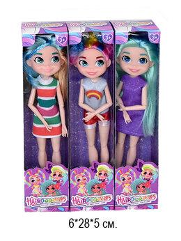 Куклы и пупсы - Набор Кукол HairDoraBLES 8229, 0