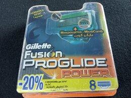 Бритвы и лезвия - Лезвия Gillette Fusion Proglide Power. , 0