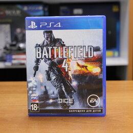 Игры для приставок и ПК - Battlefield 4 - PS4 Б.У (Обмен), 0