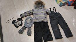 Комплекты верхней одежды - Комплект зимней одежды на мальчика Lassie, р 116, 0