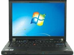 Ноутбуки - Lenovo thinkpad T400 надежный товарищ и друг, 0