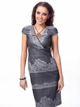Платья - Платье 48 р. Jessica, 0