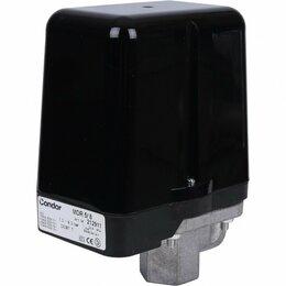 Насосы и комплектующие - Реле давления MDR 5-5 G1/2 для насоса, 0
