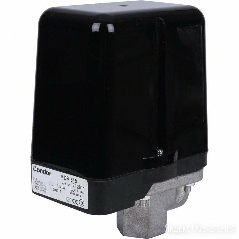 Реле давления MDR 5-5 G1/2 для насоса по цене 4900₽ - Насосы и комплектующие, фото 0