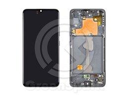 Дисплеи и тачскрины - Дисплей для Samsung A908F Galaxy A90 5G в рамке +, 0