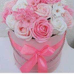 Цветы, букеты, композиции - Мыльные цветы, 0