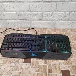 Клавиатуры - Клавиатура игровая с подсветкой USB (304GU ), 0