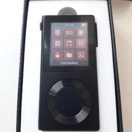 Цифровые плееры - Hi-Fi плеер Benjie T6 черный, 0