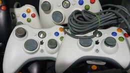 Аксессуары - Геймпады проводные-беспроводные для Xbox 360, 0