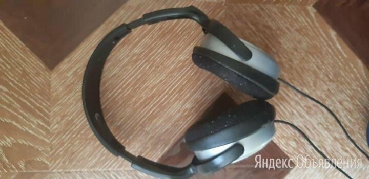 Наушники Philips SHP2500 по цене 300₽ - Компьютерные гарнитуры, фото 0