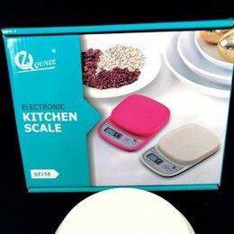Кухонные весы - Кухонные весы до 5 кг с подсветкой, 0