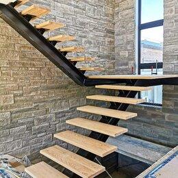 Лестницы и элементы лестниц - Лестница из металла , 0