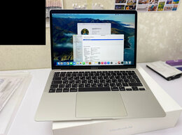Ноутбуки - New MacBook M1 512Gb Silver 2 цикла, 0