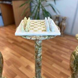 Настольные игры - Шахматы и стол, 0