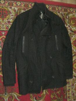Пальто - Пальто демисезонное мужское  укороченное, 0