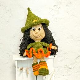 Другое - Кукла Ведьмочка, 0