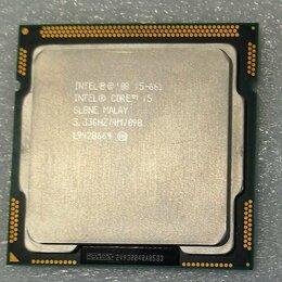Процессоры (CPU) - Процессор intel core i5-661 3.33GHZ, 0