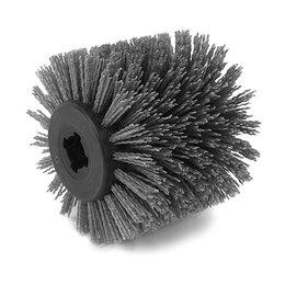 Для шлифовальных машин - Щетка браширования дерева Messer 120x100x19 мм, 0