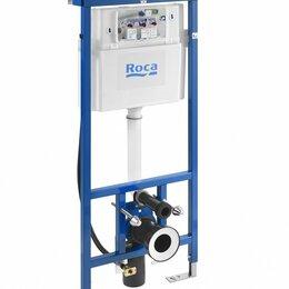 Комплектующие - Система инсталляции для смарт-унитазов ROCA DUPLO WC SMART, 0