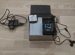 Умные часы и браслеты - Часы-smart Watchtech V3 Черные, 0