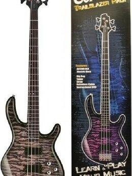 Электрогитары и бас-гитары - CORT CBP-DLX-FGB Комплект начинающего…, 0