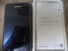 Мобильные телефоны -     смартфон    SAMSUNG-  SM -J 120 F/DS, 0