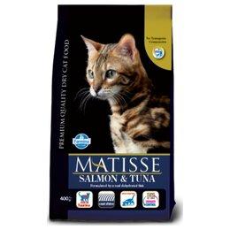 Корма  - Farmina Matisse Salmon Tuna 20 кг Сухой корм для…, 0