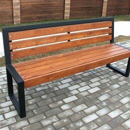 Скамейки - Скамейка для сада, дачи, садовая мебель , 0