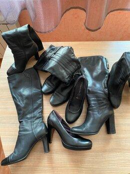 Сапоги - Кожаная обувь разная в ассортименте мешок, 0