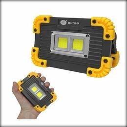 Фонари - Прожектор светодиодный аккумуляторный, 0