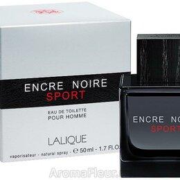 Парфюмерия - Lalique Encre Noire Sport 100ml TesT, 0