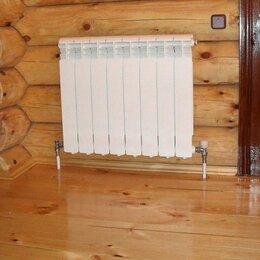 Архитектура, строительство и ремонт - Установка радиаторов отопления, 0