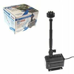 Насосы и комплекты для фонтанов - Насос (помпа) для фонтана «HQB-3503», 3000л/ч, 0