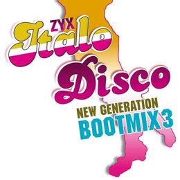 Музыкальные CD и аудиокассеты - LP.  ZYX Italo Disco New Generation Bootmix 3 - 2015 , 0