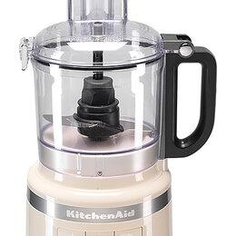 Промышленные миксеры - Комбайн кухонный KitchenAid 5KFP0719EAC кремовый, 0