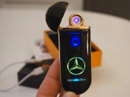 Пепельницы и зажигалки - Зажигалка USB мерседес Mercedes, 0