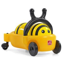 Машинки и техника - Каталка детская «Шмель 2», 0