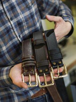 Ремни и пояса - Ремень ручной работы мужской , 0