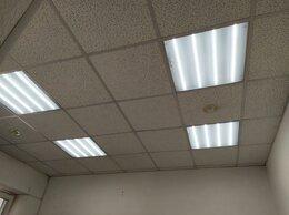 Настенно-потолочные светильники - Светодиодная панель 36Вт 6500К 2800Lm призма GLL-6, 0