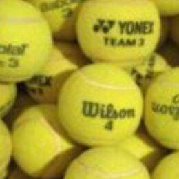 Мячи и прыгуны - Теннисные мячи , 0