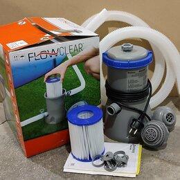 """Фильтры, насосы и хлоргенераторы - Фильтр-насос """"Bestway"""" модель 58386, 0"""