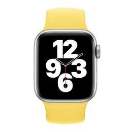 Аксессуары для умных часов и браслетов - Монобраслет для Apple watch 40mm Ginger Solo Loop, 0