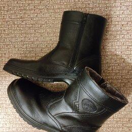 Ботинки - Ботинки зимние кожа Gialas 44 размер, 0