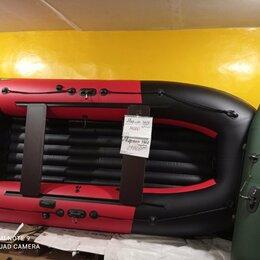 Надувные, разборные и гребные суда - Лодка ПВХ  Регат 360 надувное дно низкого давления , 0