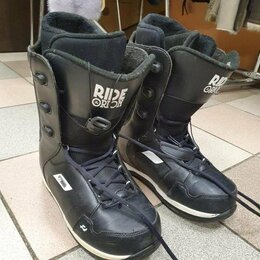 Ботинки - Сноубордические ботинки ride Orion 10.5uk, 0