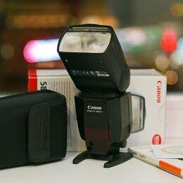Фотовспышки - Вспышка Canon Speedlite 580EX-II, 0